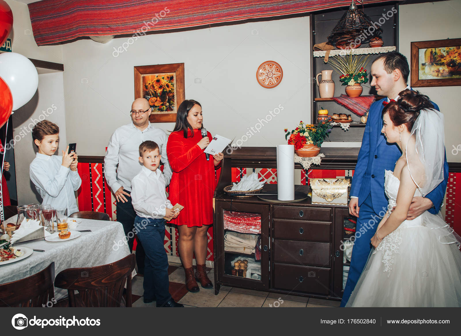 Слова благодарности гостям на свадьбе от молодоженов 63