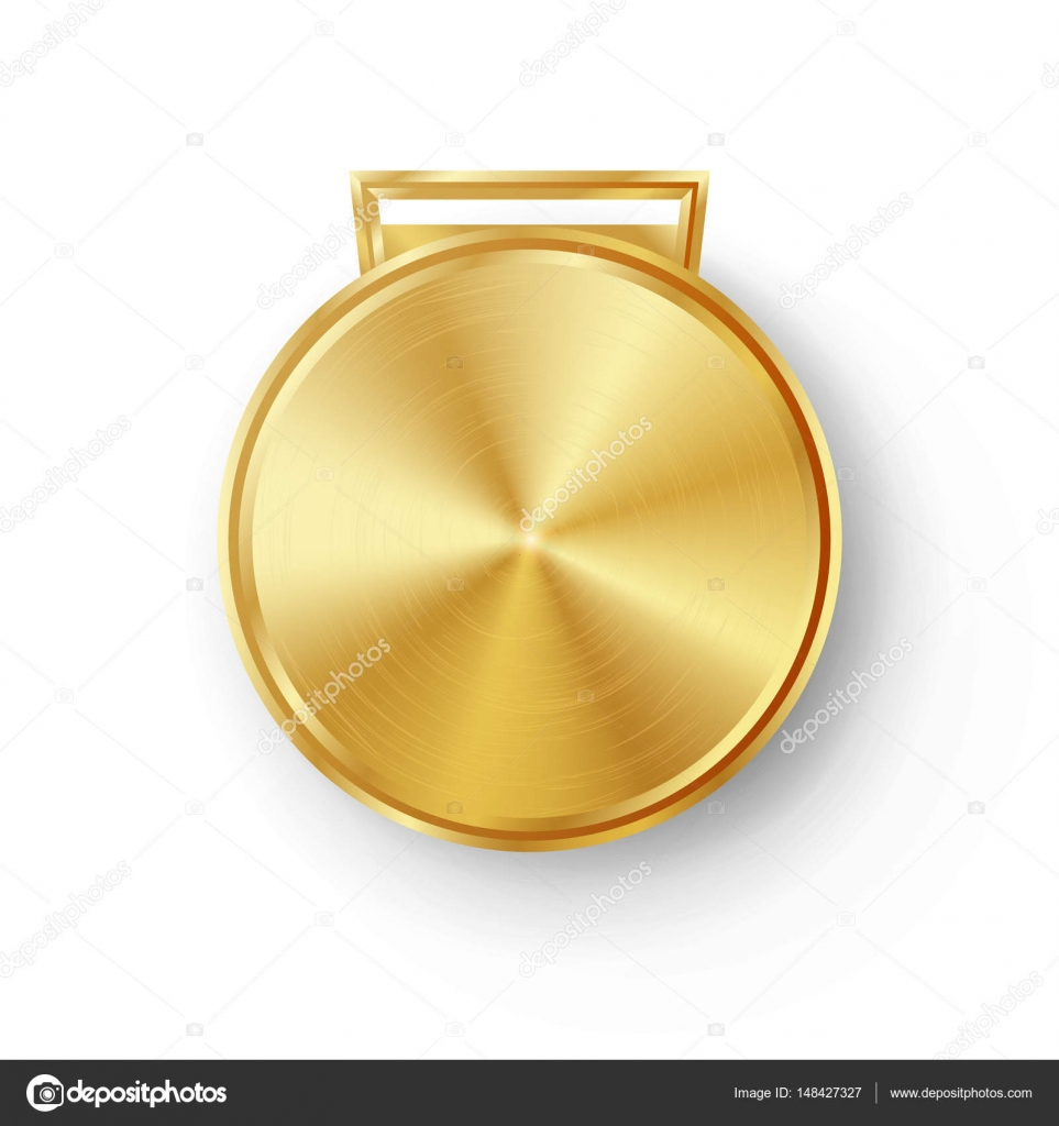gold medal template