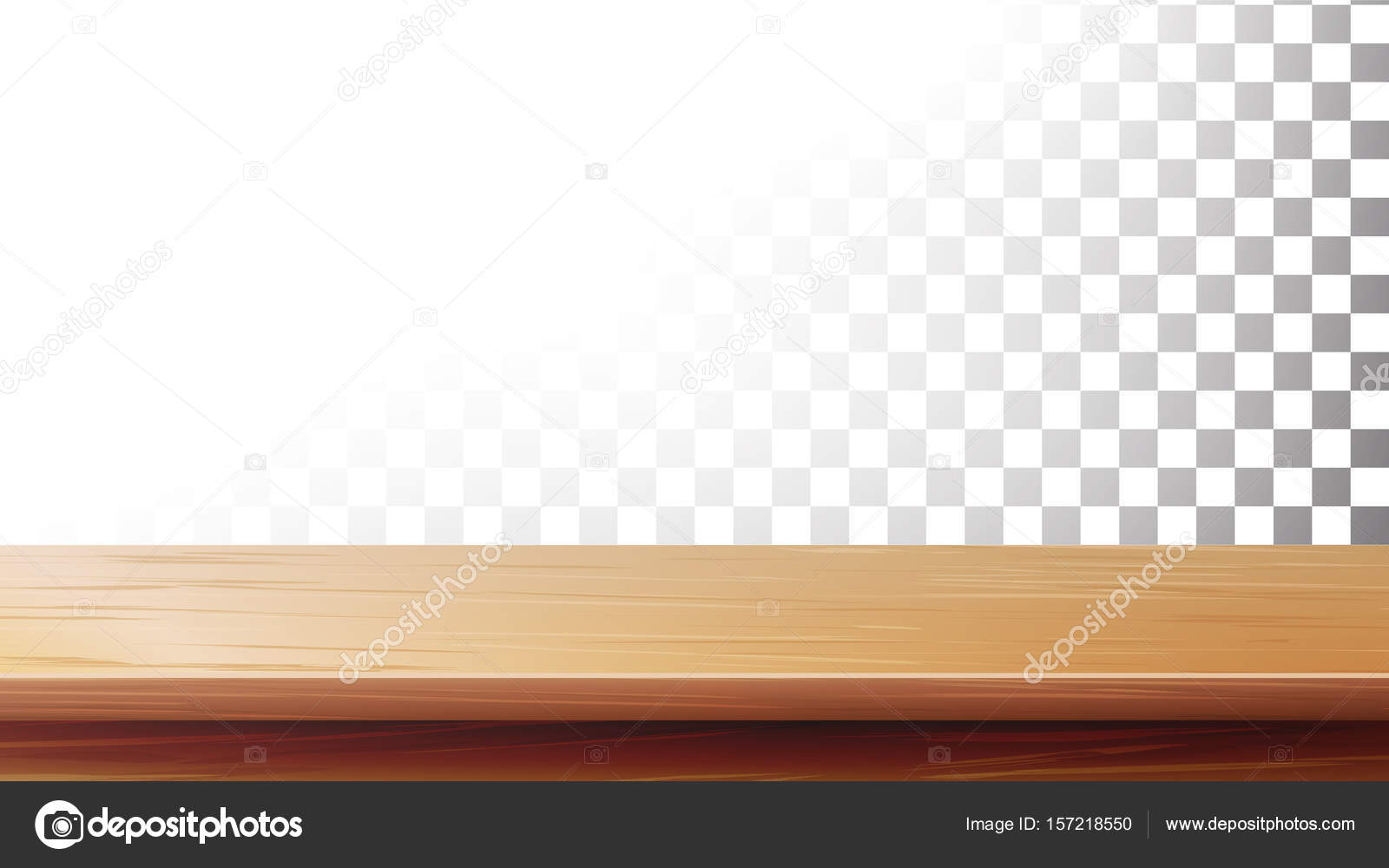 wooden top isolated - photo #5
