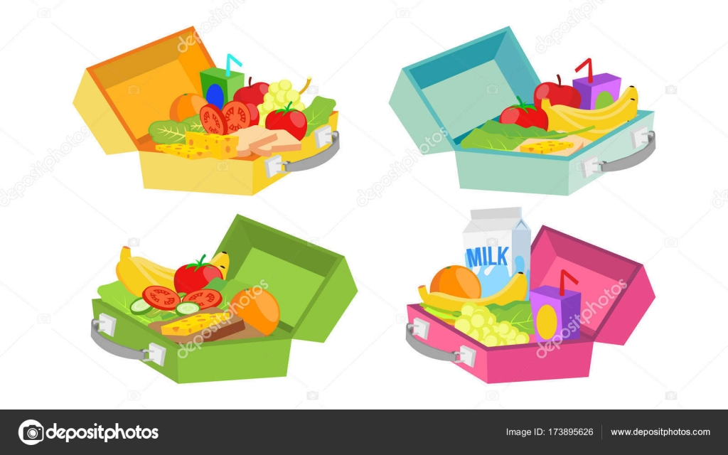 Healthy Food For Kids Lunch Boxes