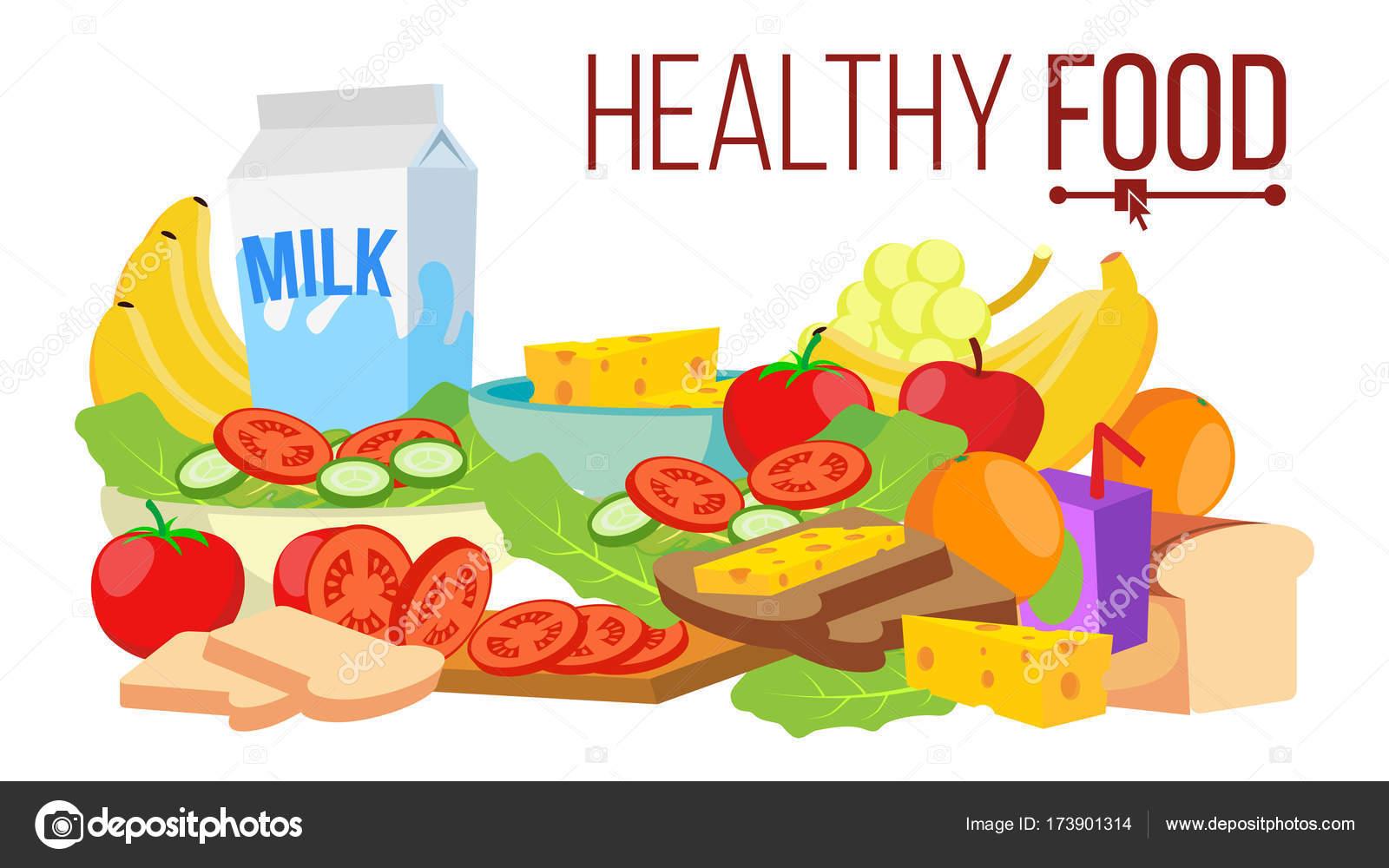 Una dieta sana y equilibrada