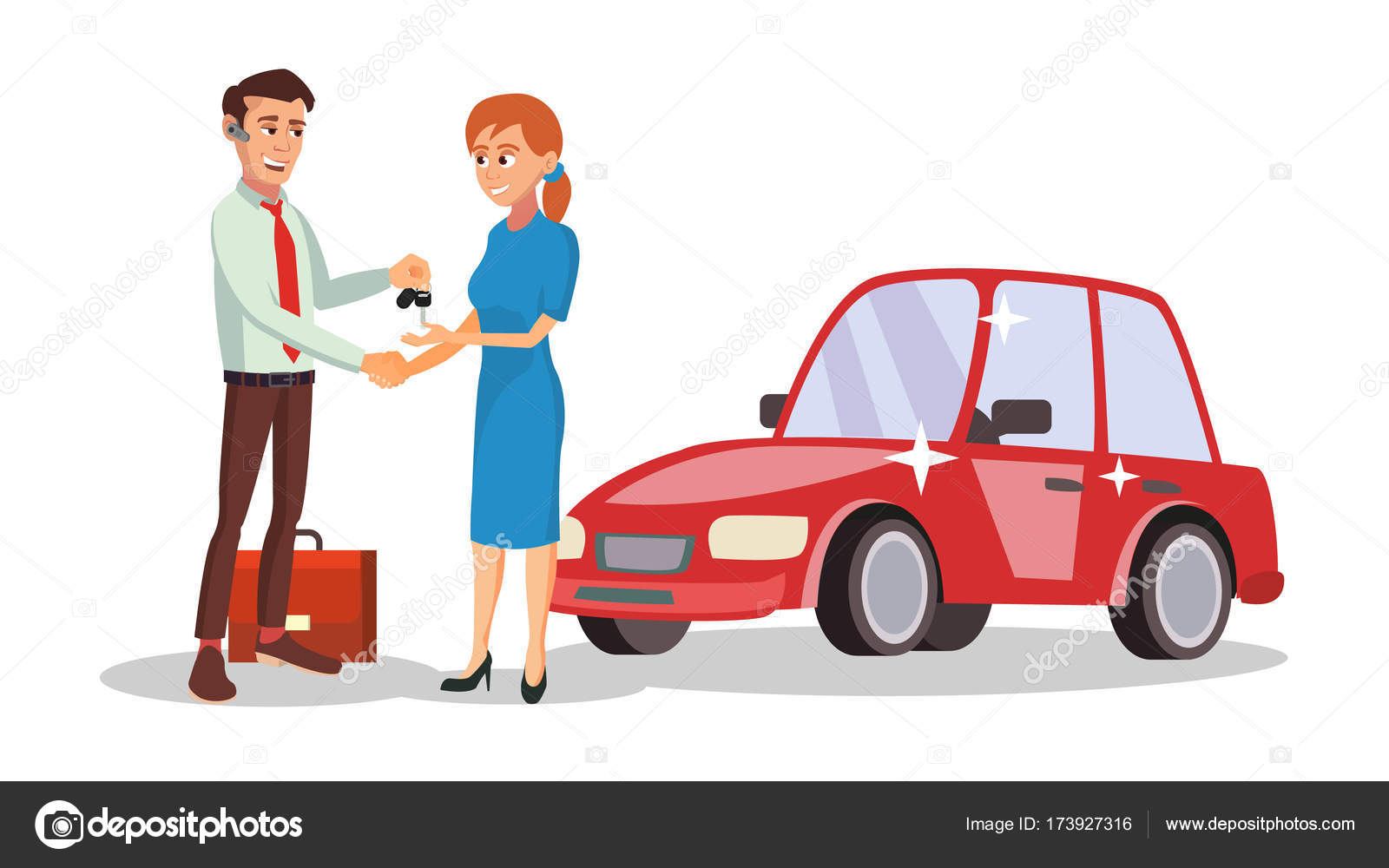 Car Dealer Deposit