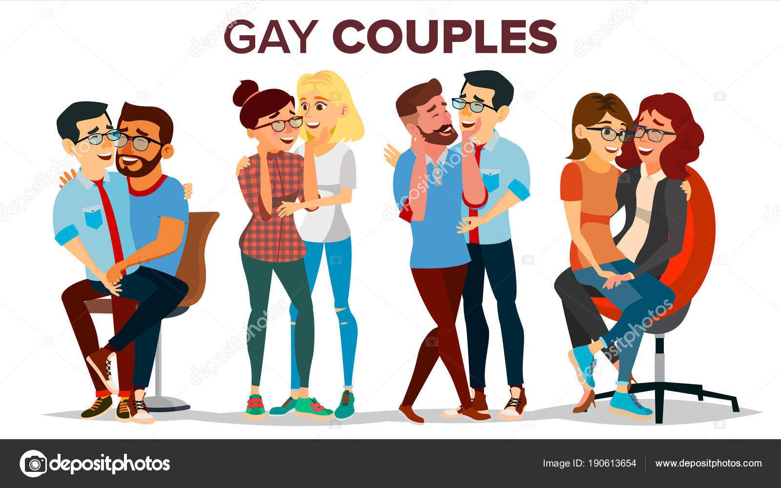 gay sexe mâle dessins animés