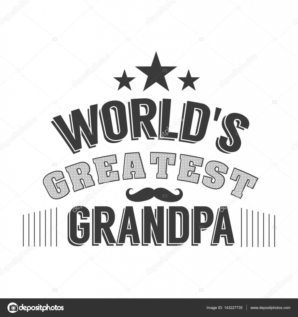 isolated grandparents day quotes on the white background world s