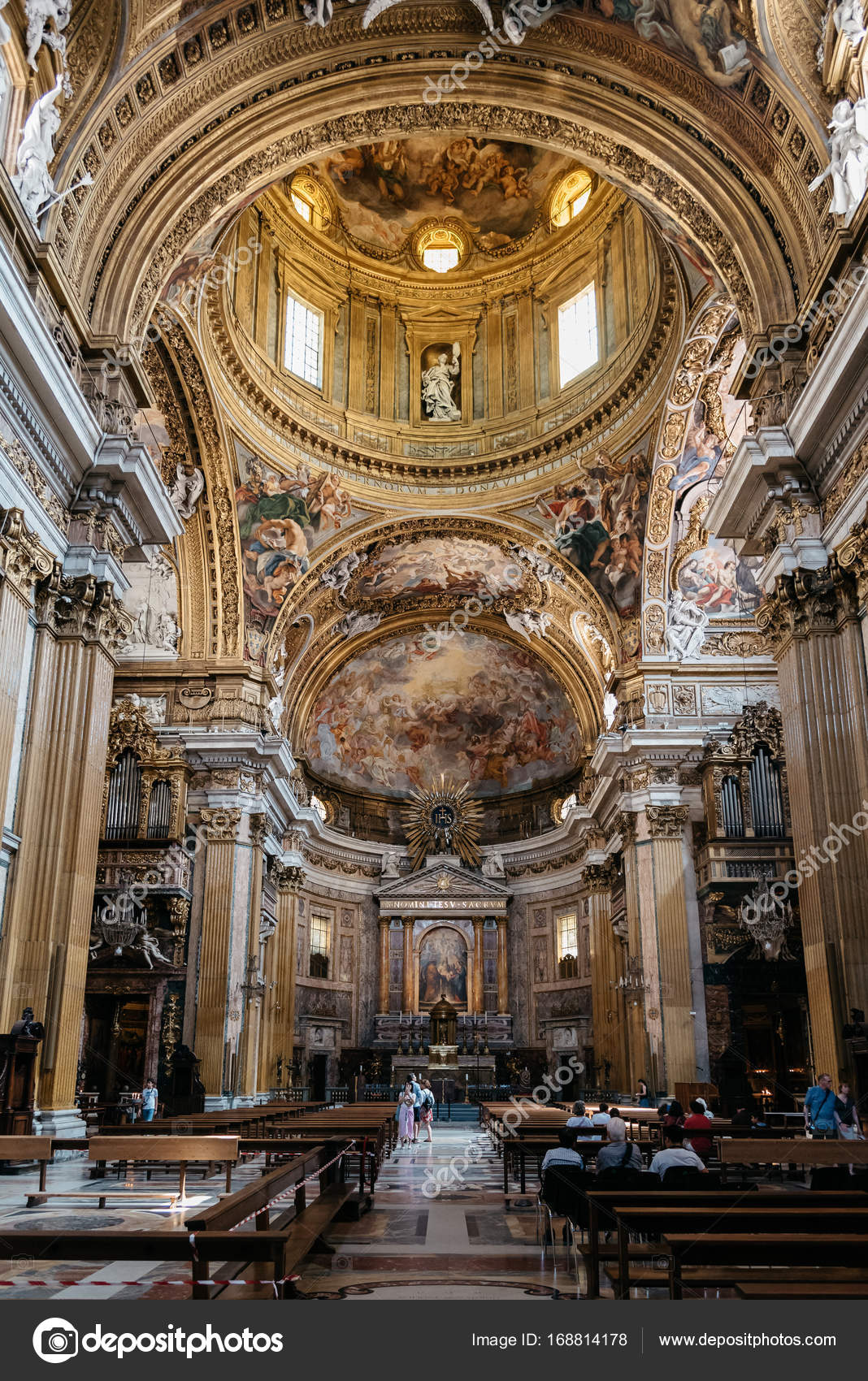 interior view photography.  Interior Interior View Of The Church Gesu In Rome U2014 Stock Photo To View Photography T