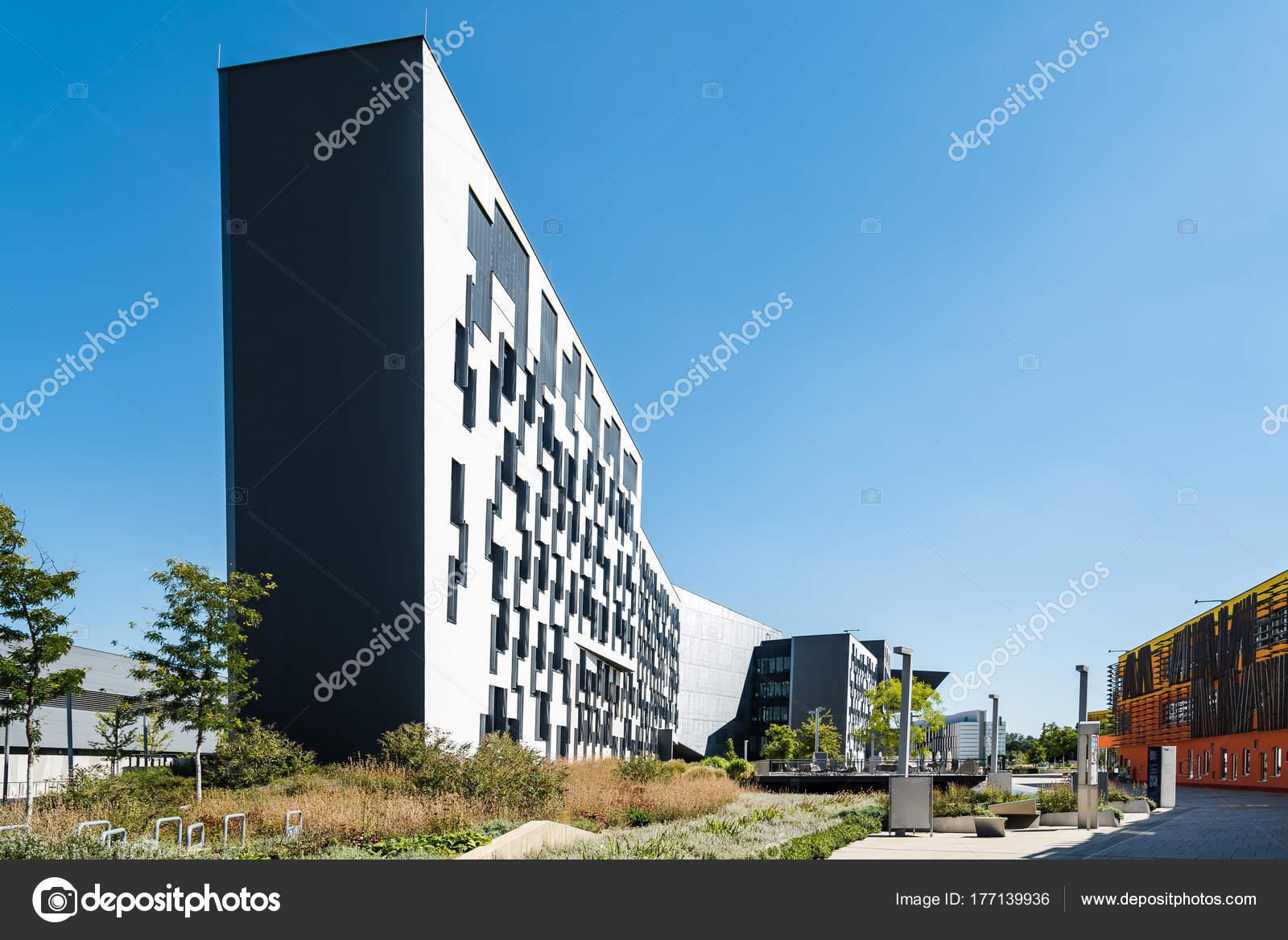 Moderne Architektur Die Gebaude Der Universitat Wien