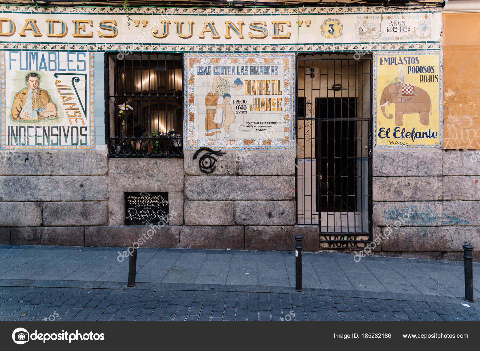 Branchement Madrid