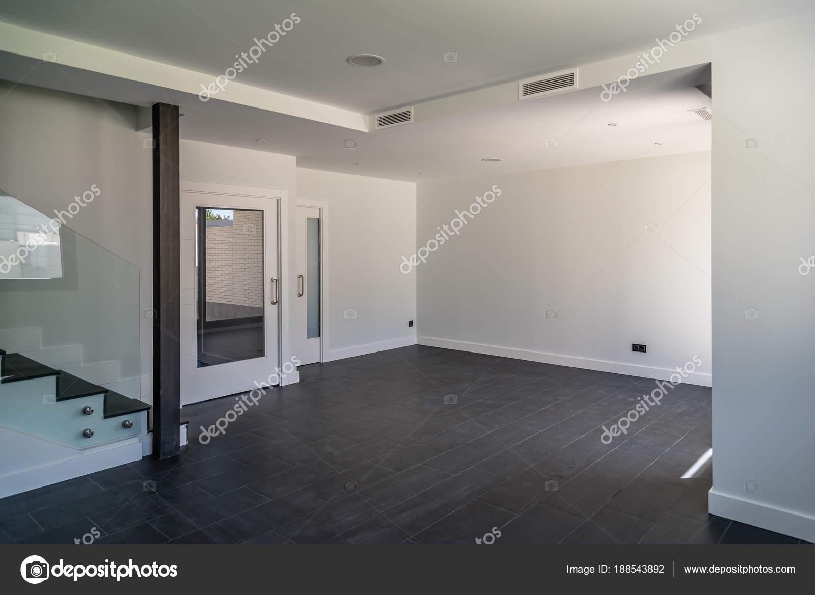 Moderne Architektur Haus Innen U2014 Stockfoto