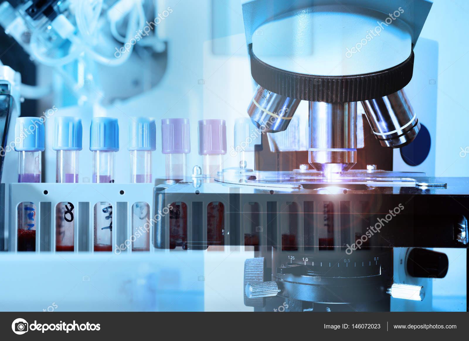 analyse en laboratoire