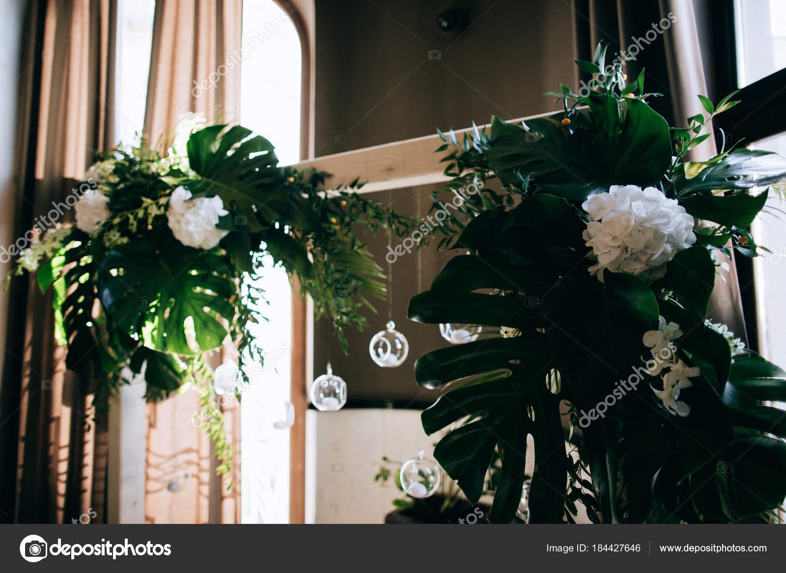 Schone Hochzeitsblumen Dekoration Stockfoto C Beorm 184427646