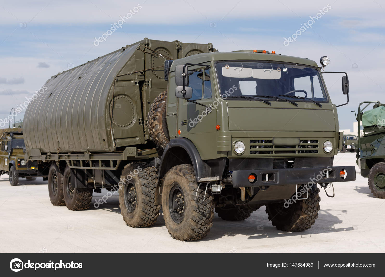 машина военная фото