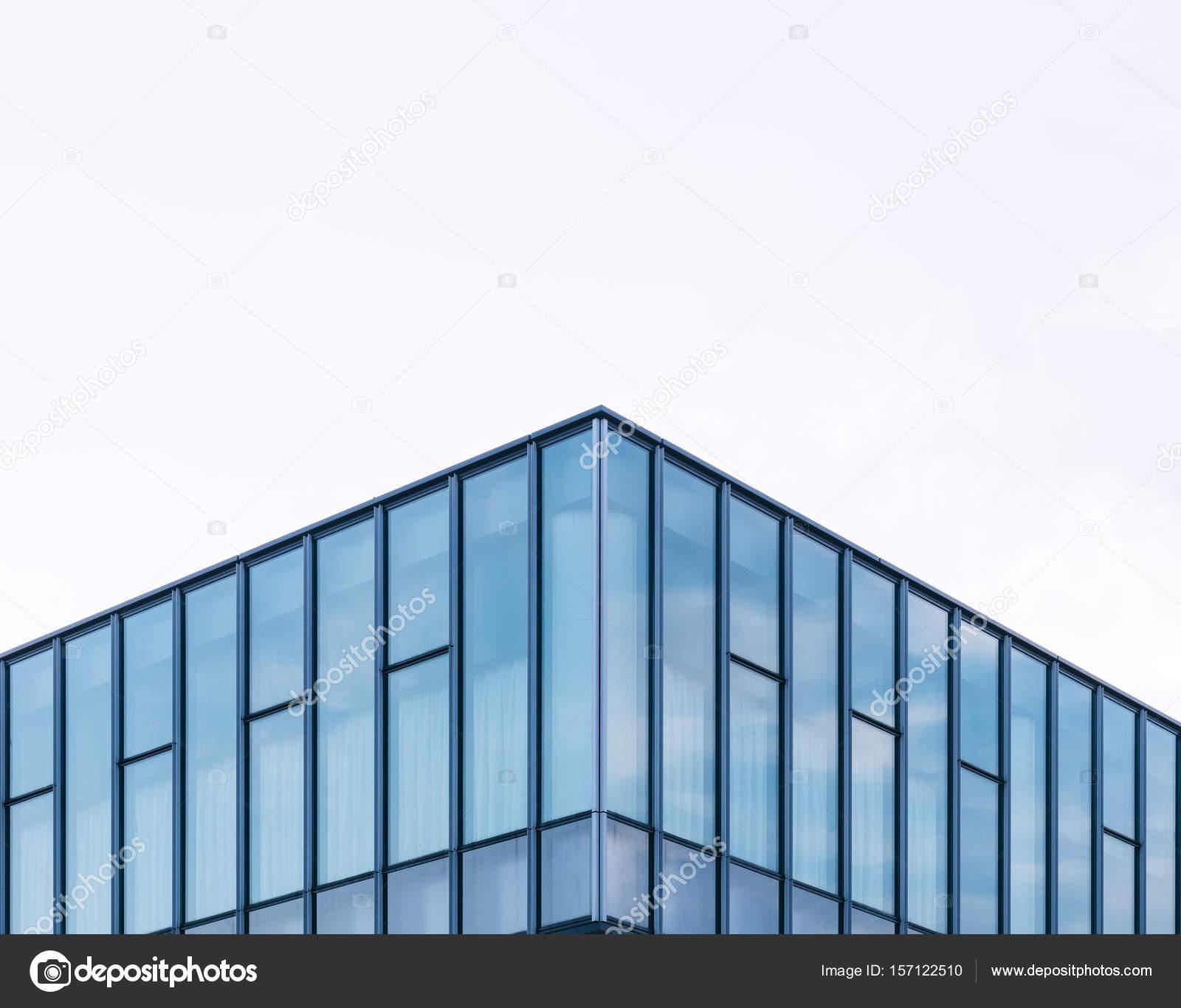 Arquitectura moderna fachada ventana marco Exterior esquina moderno ...