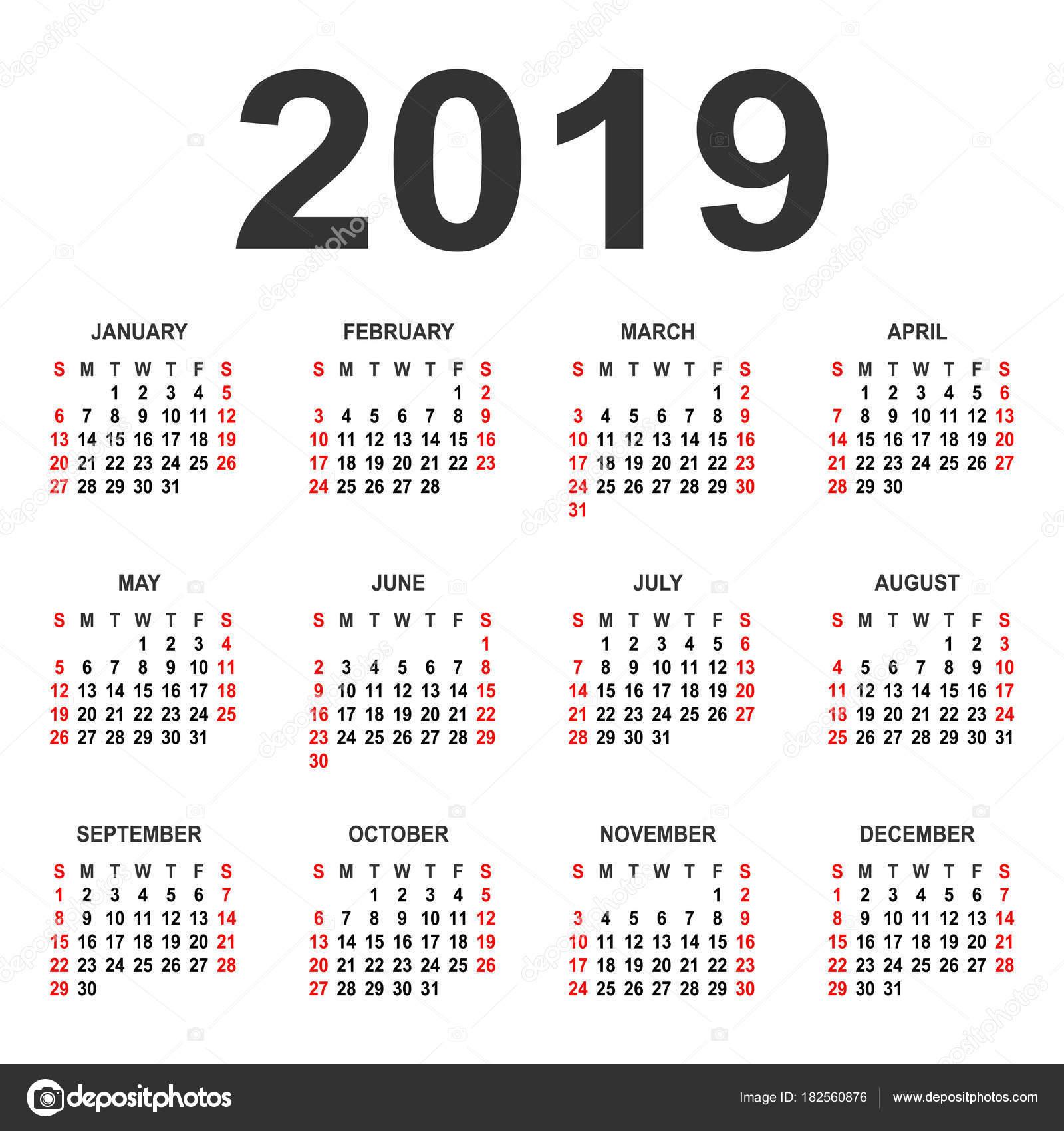 tydzień roku 2019