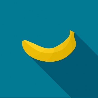 Banana  fruit  icon