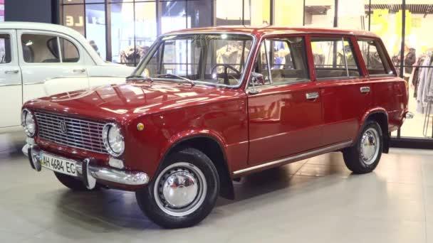 Soviet retro cars. VAZ 2102 Zhiguli