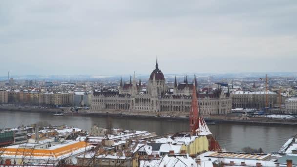 magyar Parlament épülete. Budapest