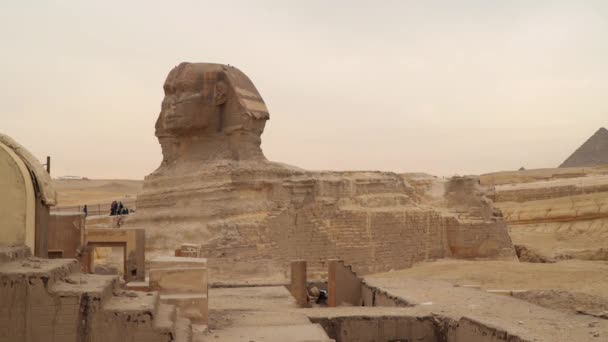 The Great Sphinx of Giza, commonly referred to as the Sphinx of Giza or just the Sphinx, it stands on the Giza Plateau on the west bank of the Nile in Giza, Egypt.