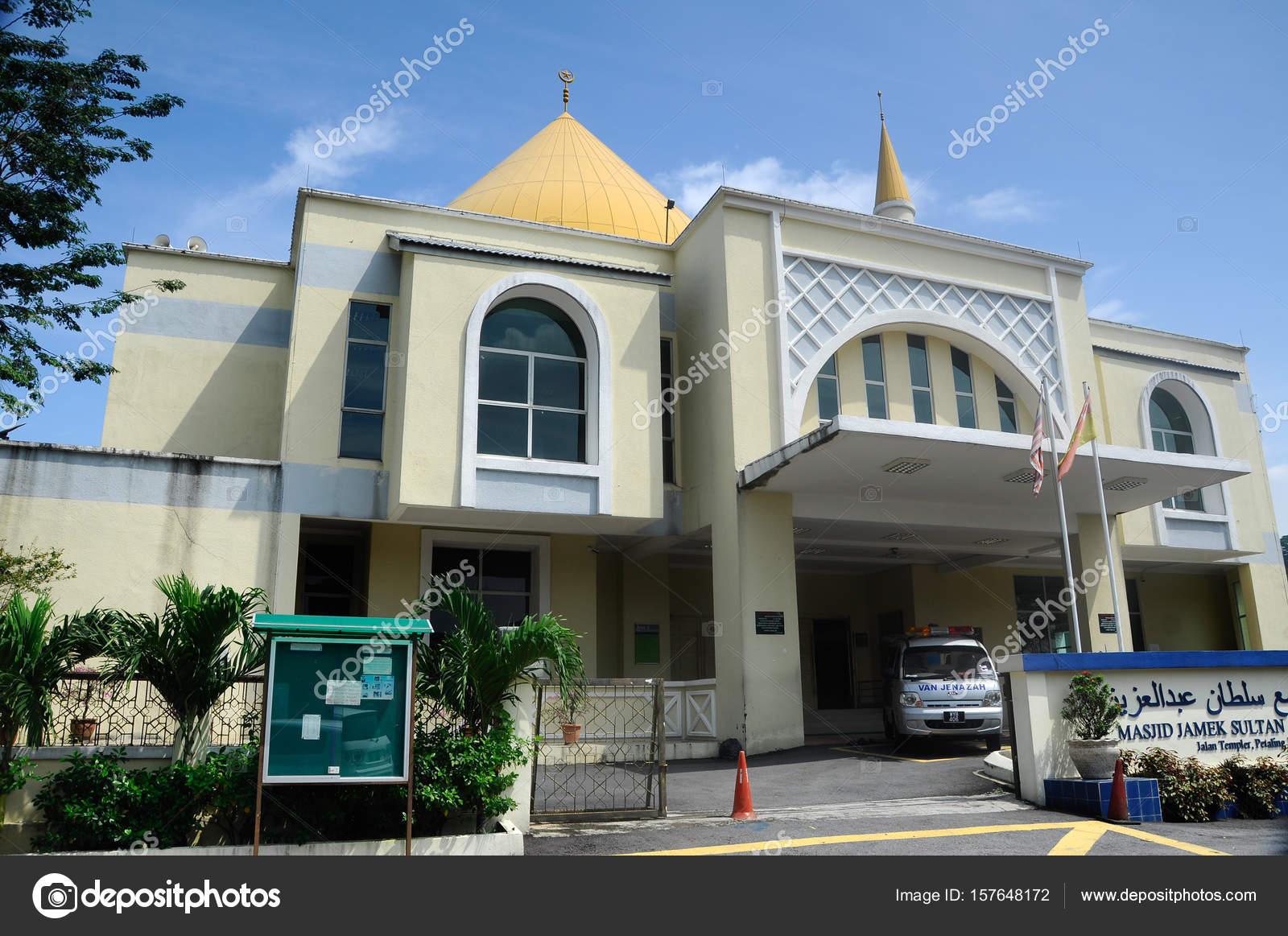 Exterior Of Masjid Jamek Sultan Abdul Aziz Stock Editorial Photo C Aisyaqilumar 157648172