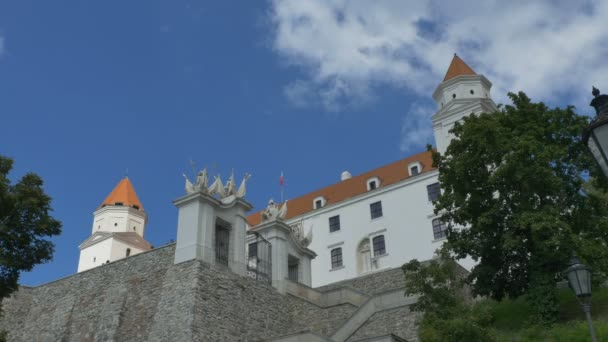 Bratislava Castel Gates