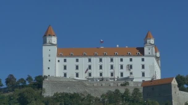 Bratislavský hrad na Slovensku