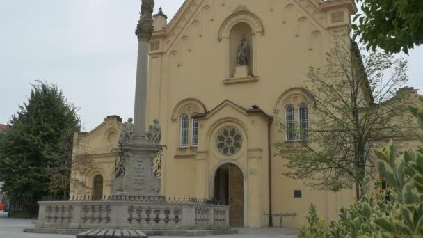 Starý františkánský kostel v Bratislavě
