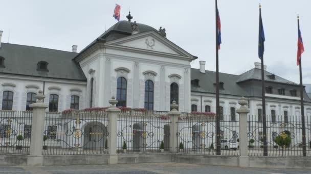 Bratislava Grassalkovich Palace