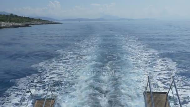 Velká loď Sea Slipstream