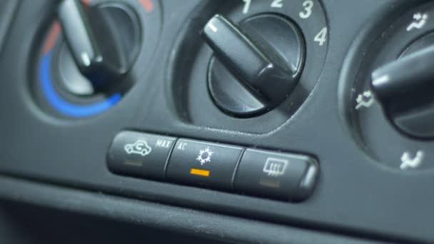 AC im Auto abstellen