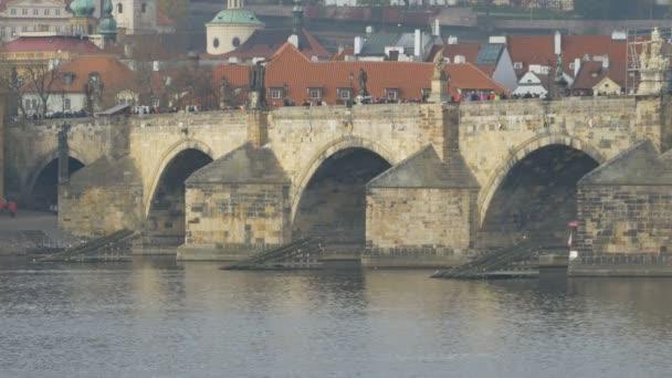 Karlova mostu v Praze