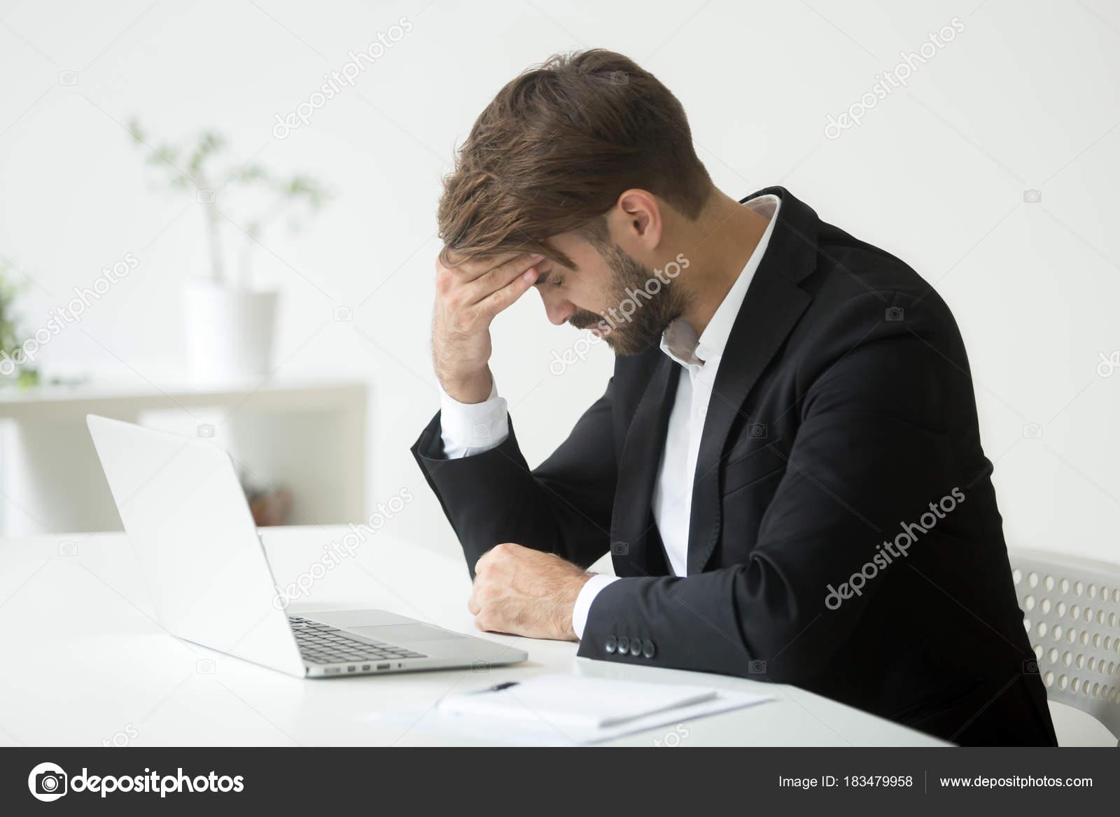 депрессия после банкротства