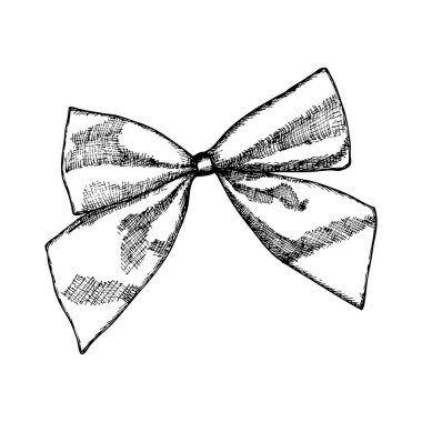 Christmas decoration bow