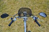 Fotografie Elektro-Fahrrad-Ruder