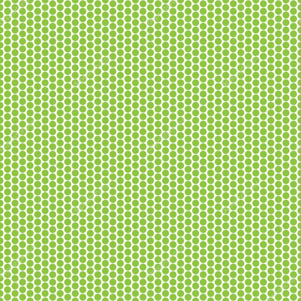 Seamless pattern in green color