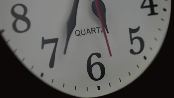 Macro De Ticks Del Reloj Cerca Vídeo De Stock Unitxi 130271432