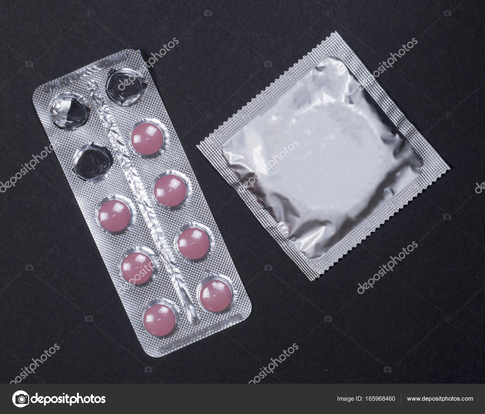 Gravid på p-piller
