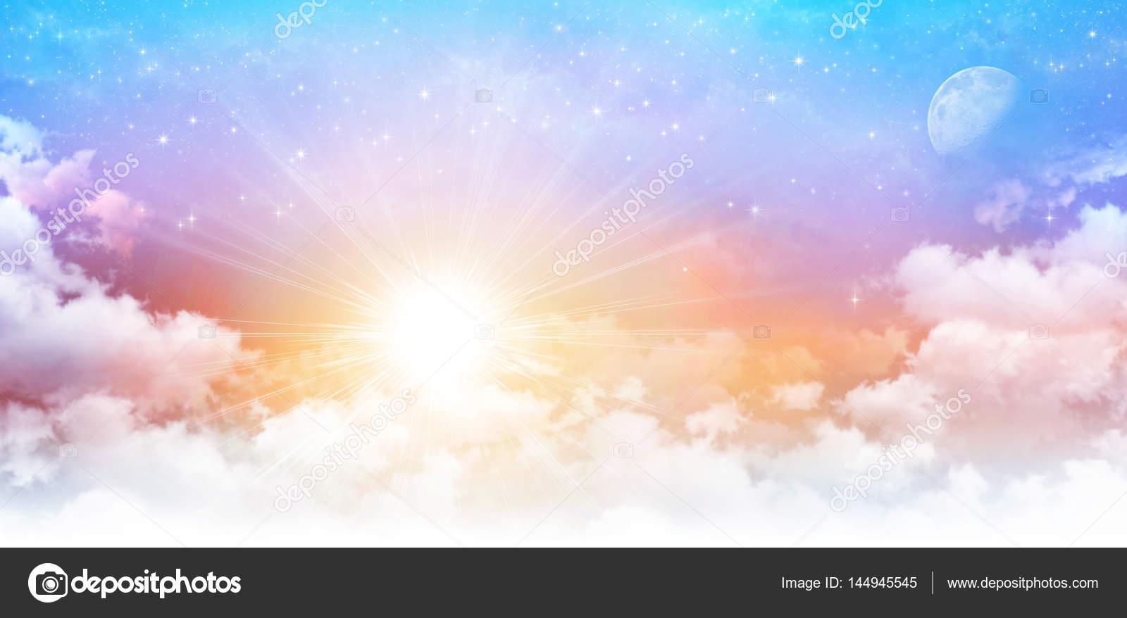 dreamy sky scape — stock photo © titoonz #144945545