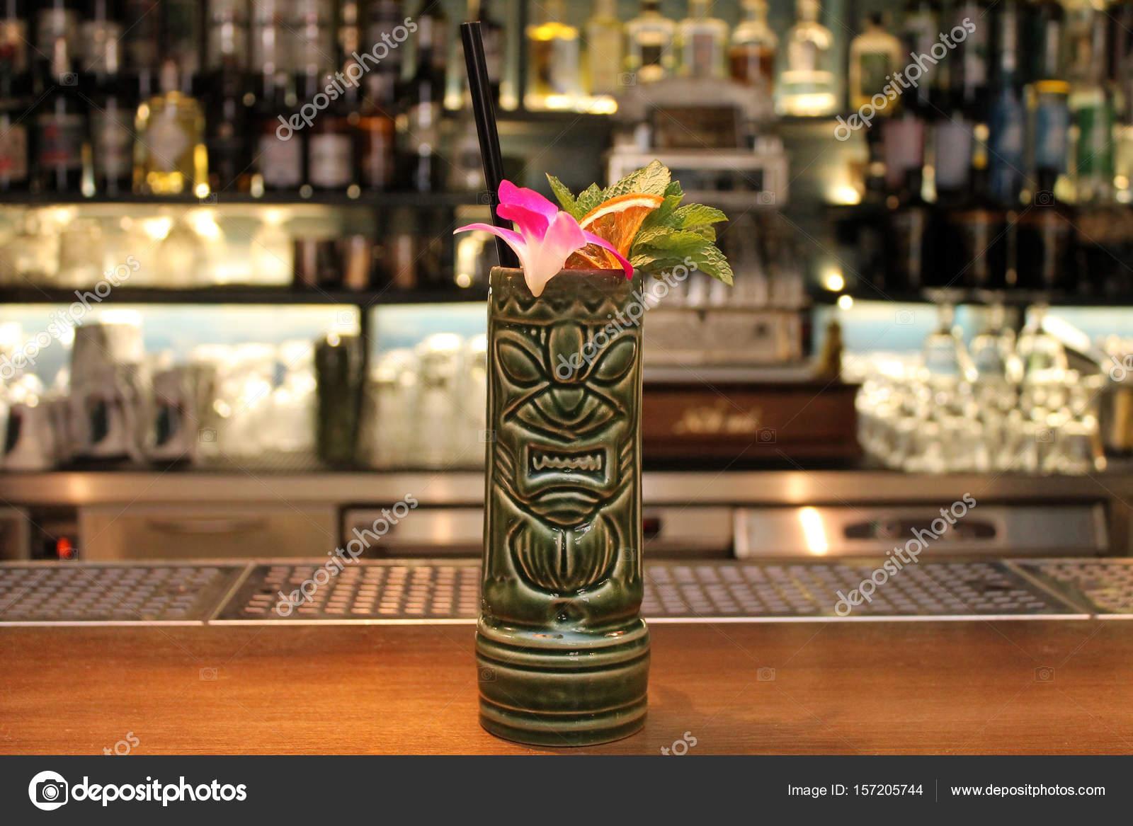 Алкогольный коктейль Зомби
