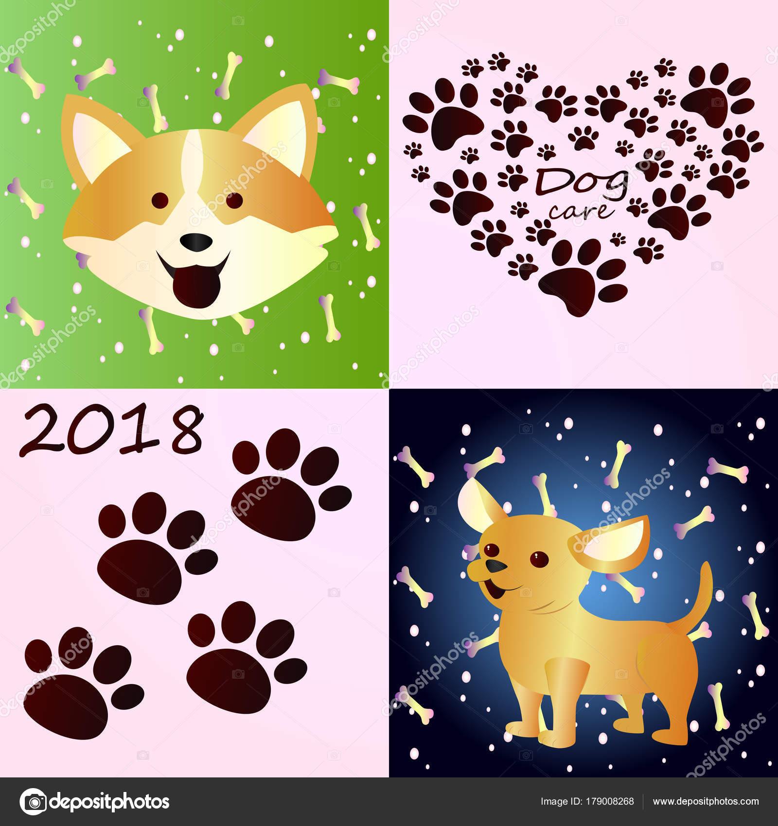 Logos De Perros Chihuahua Una Colección Hermosos Dibujos Con