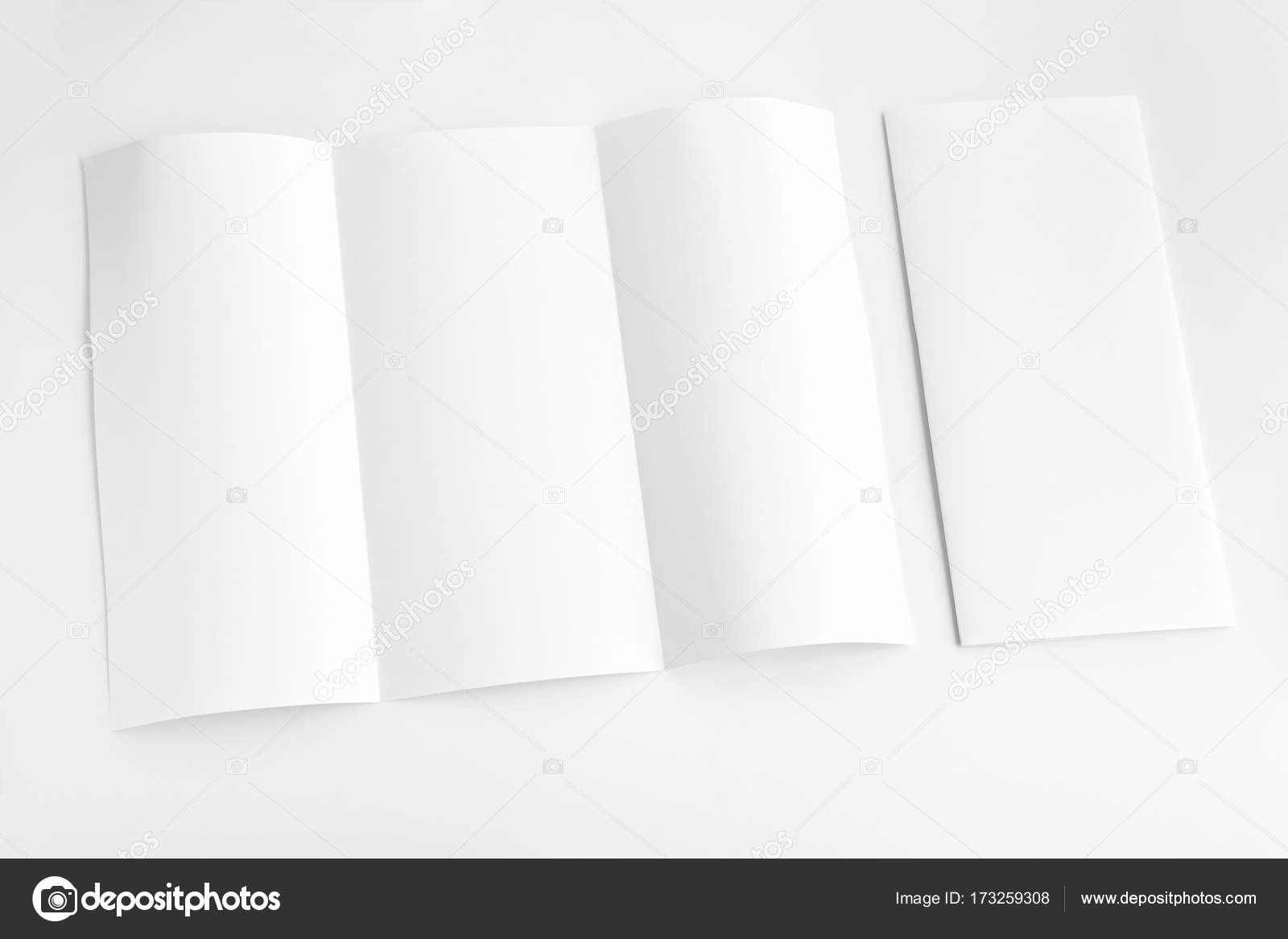Blank White Template Paper On Background Used To Bring The Template