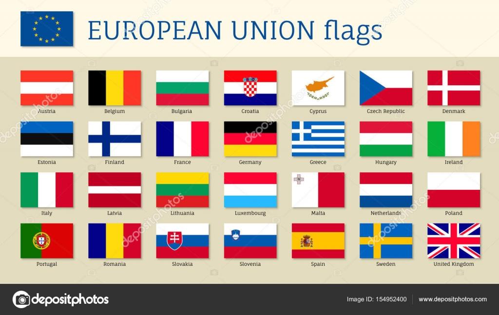 欧州連合の大きな設定フラグ — ...