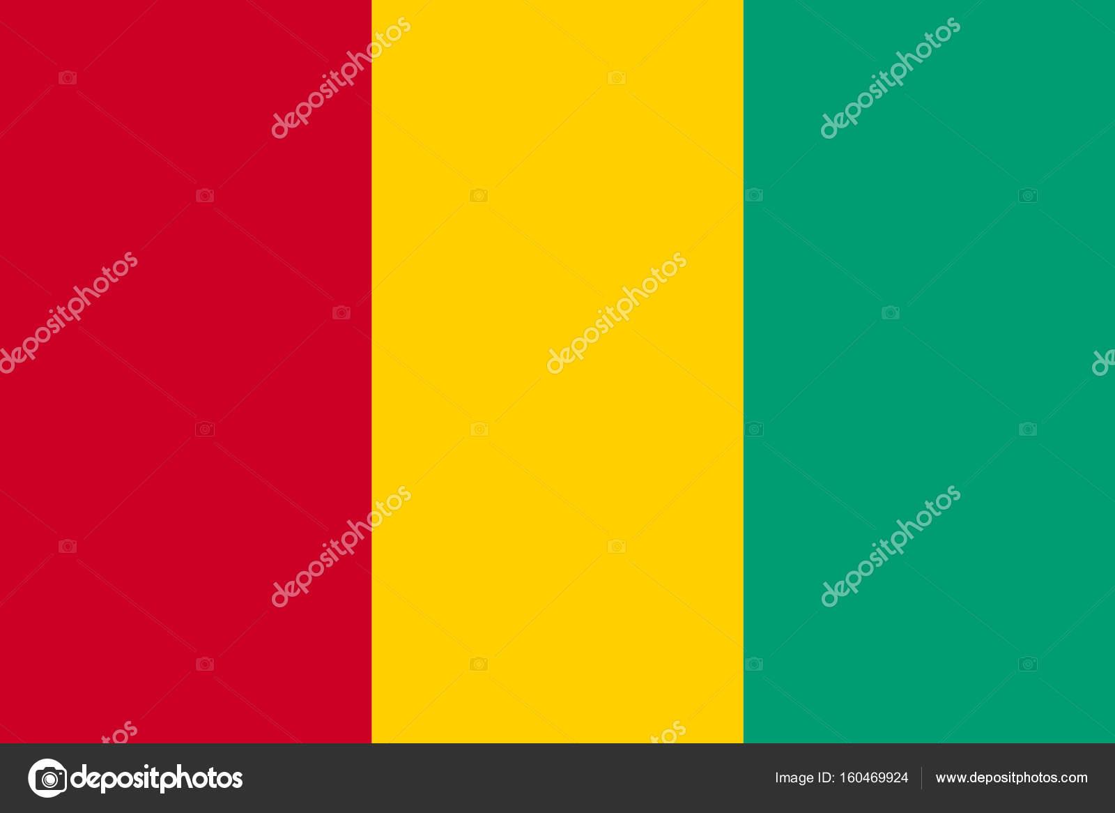 Verde pais bandera y de de es amarillo rojo color que