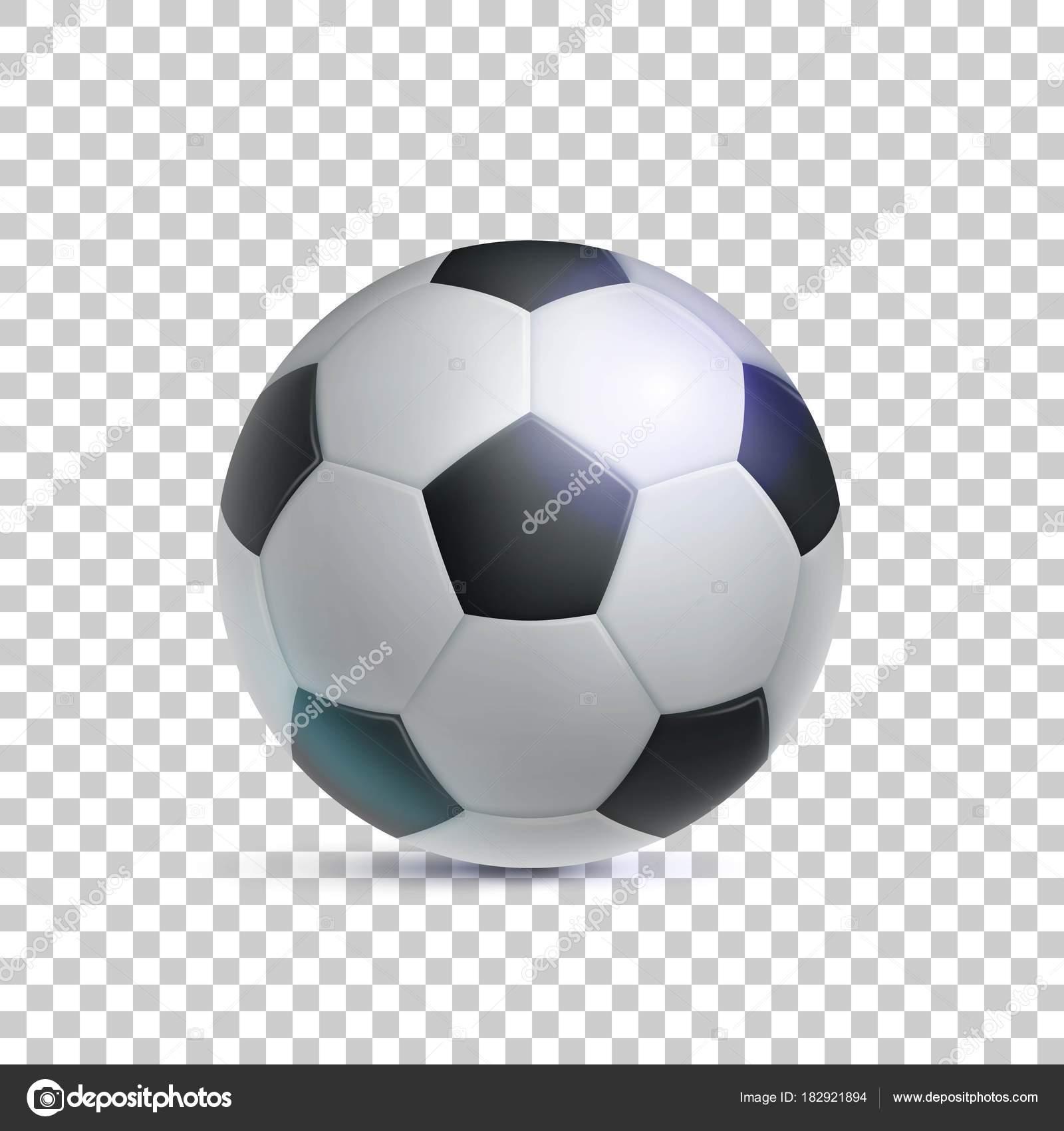Vectores sin royalties similares  Balón Fútbol Pelota Fútbol Realista Con  Sombras Sobre Fondo Transparente c5de56ee5f50c