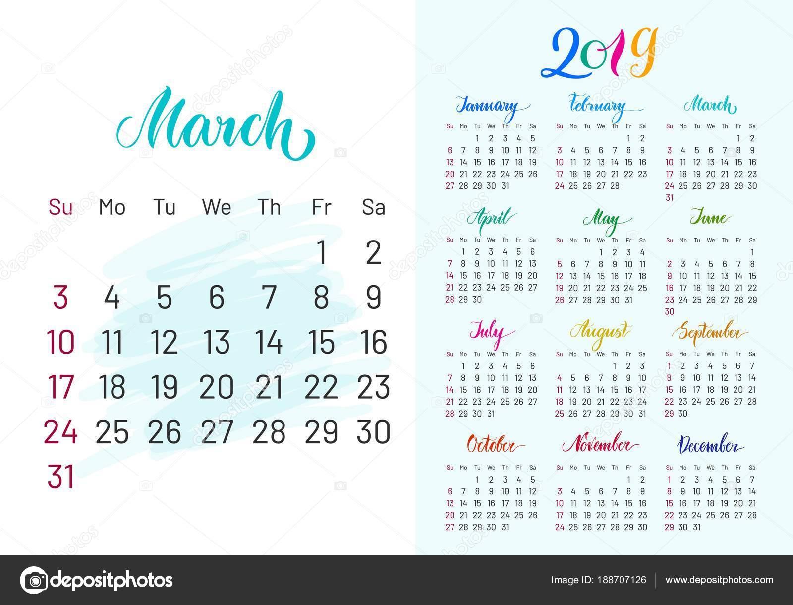 Foto Calendario Personalizado Con Para Imprimir