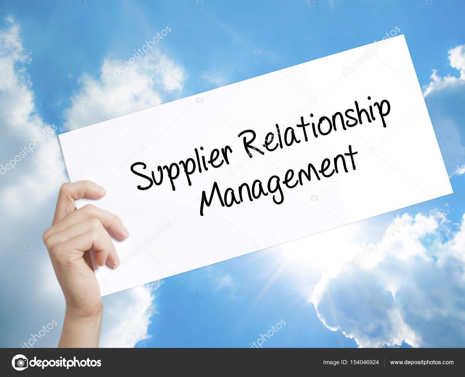 dell supplier relationship