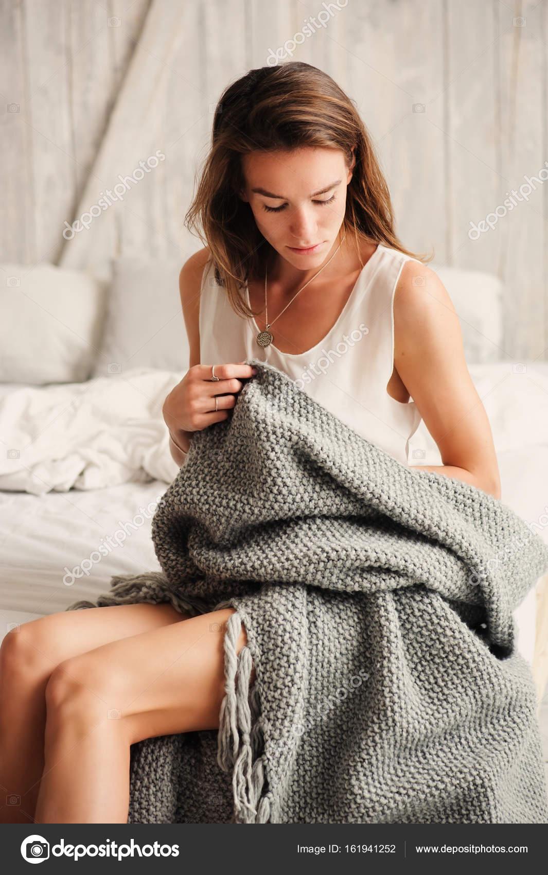 Сексуальные образы в постели