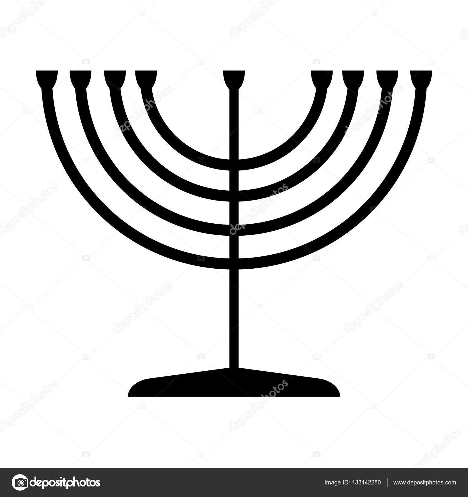 Menorah symbol of judaism stock vector rokvel 133142280 menorah symbol of judaism stock vector biocorpaavc Image collections