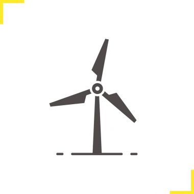 Windmill icon symbol