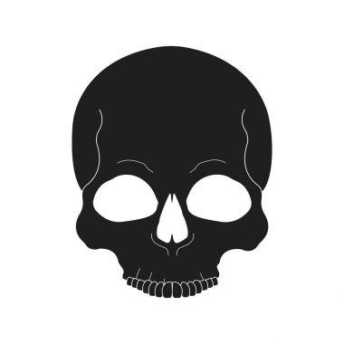 human skull icon