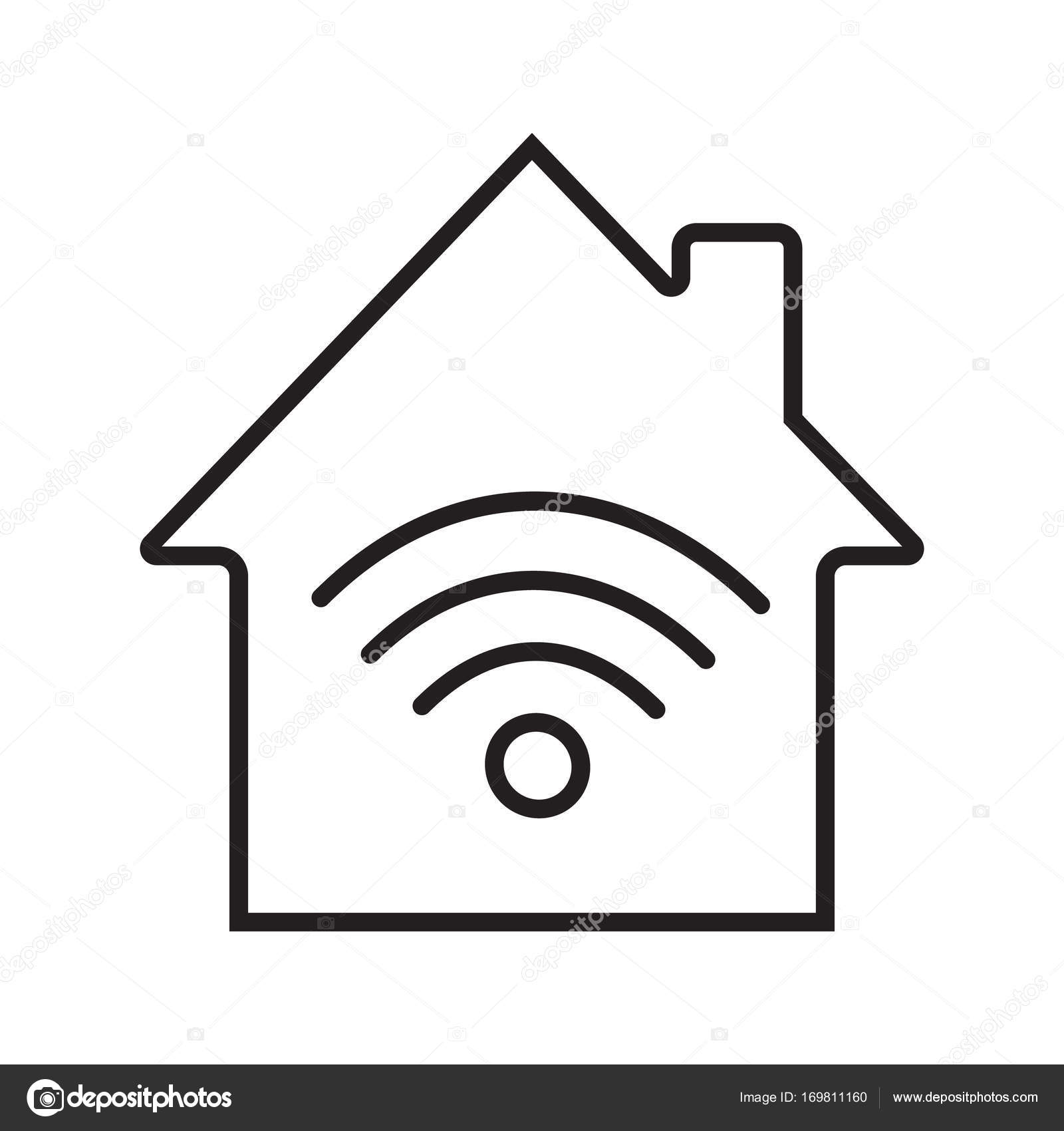 Home internet connection icon stock vector bsd 169811160 home internet connection icon stock vector buycottarizona Images