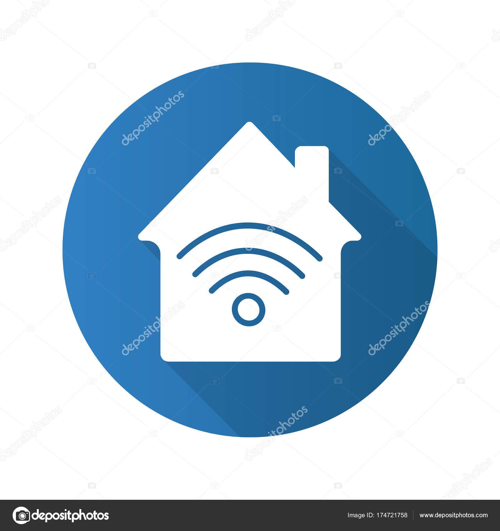 Home internet connection icon stock vector bsd 174721758 home internet connection icon stock vector buycottarizona Images